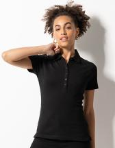 Women`s Short Sleeved Stretch Polo