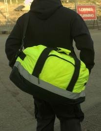 High Visibility Seattle Holdalls
